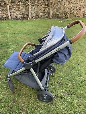 £180 • Buy Oyster Zero Pushchair And Carrycot