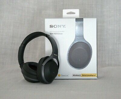 AU185 • Buy SONY WH-1000X M2 NM Wireless-Noise Cancelling Stereo Headphones