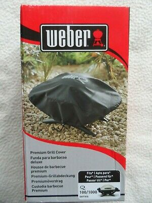 $ CDN39.24 • Buy Weber 7117 Premium Grill Cover For 100 1000 Series BNIB