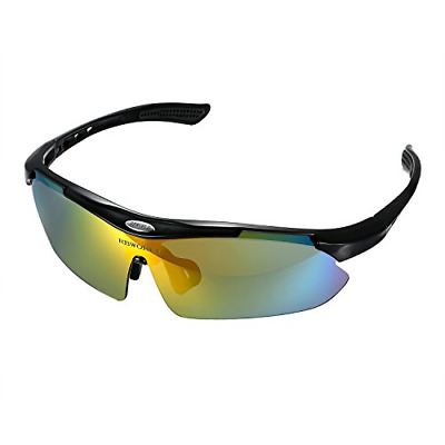 £23 • Buy Aroncent Polarized Sports Sunglasses For Men Women Cycling Running Driving Golf