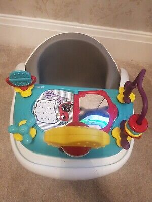 £40 • Buy Mamas And Papas Baby Snug Activity Tray Support Booster Seat Feeding