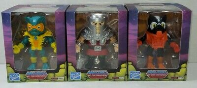 $24.99 • Buy Loyal Subjects Masters Of The Universe Stinkor  Action Vinyl Lot Of 3 MOTU 8A