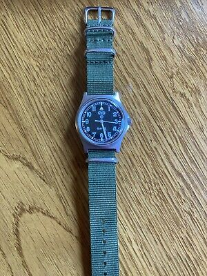 $ CDN635.22 • Buy CWC Cabot Watch Company W10 17 British Military Issue Mens Watch