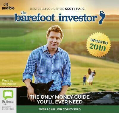 AU33.11 • Buy The Barefoot Investor: 2019/2020 Edition: The Only Money Guide You'll Ever