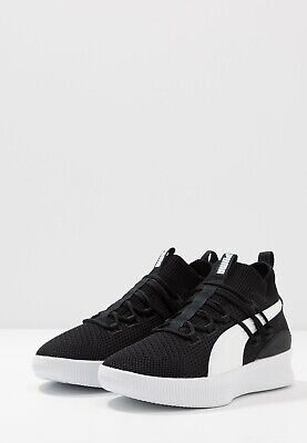 £39.50 • Buy Puma Men's Uk8 Clyde Court Basketball Shoes New Black & White Trainers/ Sneakers