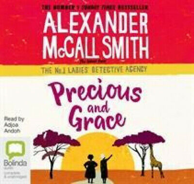 AU30.96 • Buy Precious And Grace (No. 1 Ladies' Detective Agency) By Alexander McCall Smith