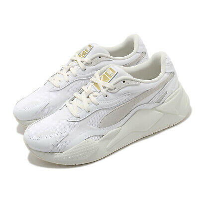 AU141 • Buy Puma RS-X3 Luxe White Beige Men Chunky Casual Lifestyle Sneakers Shoes 374293-01