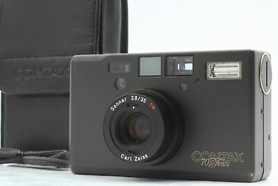 $ CDN3508.95 • Buy [MINT] Contax T3D Double Teeth Black Point & Shoot Camera 70th Anniversary JAPAN
