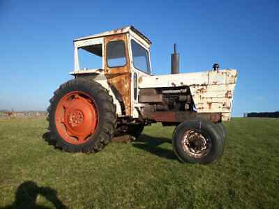 £3450 • Buy 1969 David Brown 1200 Selectamatic Tractor With Victor Cab, Case Ih