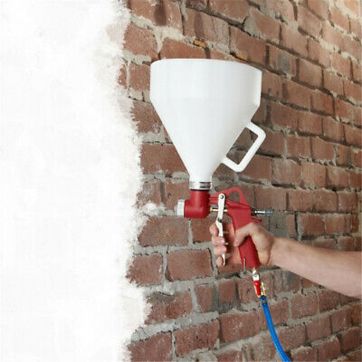 £23.99 • Buy 6L Air Spray Gun Paint Texture Tools Wall Painting Sprayer With 3 Nozzles UK