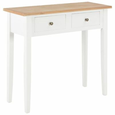 AU179.95 • Buy Wooden Console Table Dressing Vanity Desk With Drawer Hall Living Room Furniture