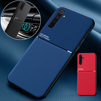 Shockproof Slim Hybrid Matte Leather Case For Huawei P40 P30 P20 Pro Lite Cover • 4.88£