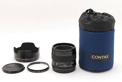 $ CDN3291.05 • Buy [A- Mint]CONTAX 645 Carl Zeiss Planar 80mm F/2 T* AF Lens W/Case From JAPAN 6813