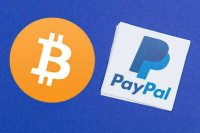 $1007.81 • Buy PayPal To Bitcoin 0.01 BTC Guaranteed MINING CONTRACT 5 Hours Cryptocurrency