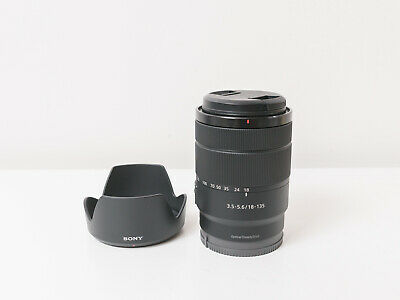 AU570 • Buy Sony E 18-135mm F3.5-5.6 OSS Lens ~Excellent Condition