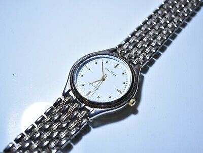 £24.82 • Buy Vintage Louis Delon Quartz Watch S.S Back Made For Swiss (Working)