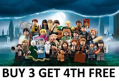 £9.99 • Buy LEGO Minifigures Harry Potter Series 1 71022 New Choose Own BUY 3 GET 4TH FREE