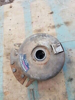 £80 • Buy PTO CLUTCH Mtd Yardman Ride On Lawn Mower Engine Deck Electronic Mag Stop Pulley