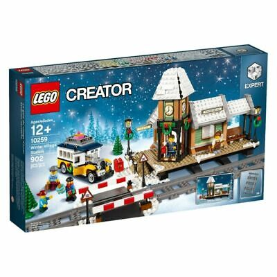 LEGO 10259 Winter Village Station - Creator - New Sealed Retired • 136.29£