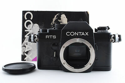 $ CDN190.47 • Buy [Exc+4] Contax RTS QUARTZ 35mm SLR Film Camera Body JAPAN 59