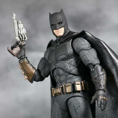AU34.10 • Buy Justice League Batman Action Figure Toy DC Comics Toy Gift Mafex 056 New In Box