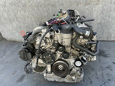 AU2752.83 • Buy ✔mercedes W220 W215 Cl600 S600 5.5l V12 M275 Engine Motor Turbos Assembly Oem