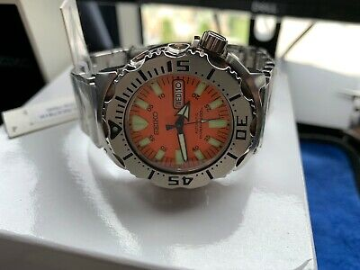 $ CDN907.46 • Buy Super Rare Orange Monster SKX781K Metal Band