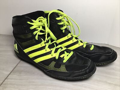 $ CDN38.69 • Buy Adidas Mat Wizard 3 Wrestling Shoes S77969 SIZE 6