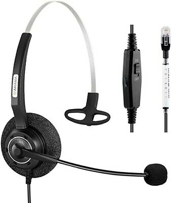 £12.71 • Buy Arama Call Center Headset A200-C *NEW* FAST FREE SHIPPING!!