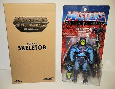 $320 • Buy Skeletor, Masters Of The Universe Classics, Super7 Ultimates MOTU