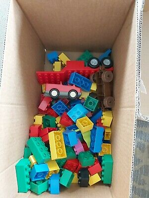 AU40 • Buy DUPLO Bulk 120 Blocks What You See Is What You'll Get VGC