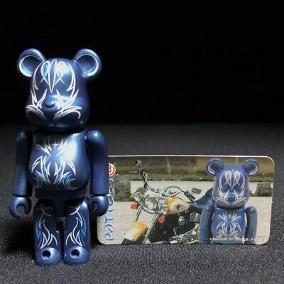 $10.99 • Buy Rare Pattern Tattoo 100% Bearbrick Series 33 Authentic US Seller
