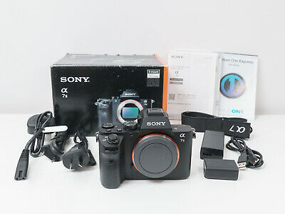 AU1120 • Buy Sony A7 Mark II A7ii 24.3 MP Camera Body Only ~Excellent Cond. ~$1020 With Code