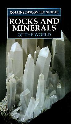 £5.80 • Buy Rocks And Minerals Of Britain And Europe (Collins Nature Guides)