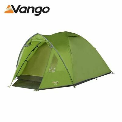 £80.95 • Buy Vango Tay 400 4 Person Tent Lightweight Camping Hiking Treetops Green NEW 2021