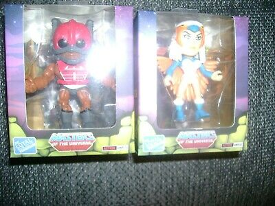 $40 • Buy Lot Of Masters Of The Universe Loyal Subject Chases; 1/48 Zodak, 1/24 Sorceress