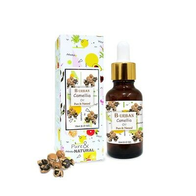 Camellia Oil 100% Natural Pure Undiluted Uncut Carrier Oil 10ml To 500ml • 6.03£