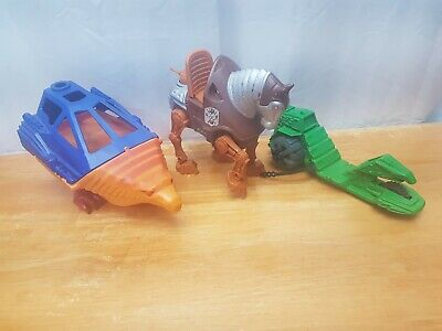 $19.99 • Buy Motu He-Man Masters Of The Universe Vintage 80's Toys Vehicle Parts Lot