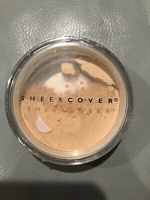 £24.38 • Buy Sheer Cover Mineral Foundation Powder Buff New & Sealed 4g Full Coverage