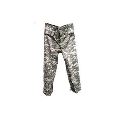 $22.99 • Buy Military Issued ACU Improved Rainsuit Trousers-NEW With Tags