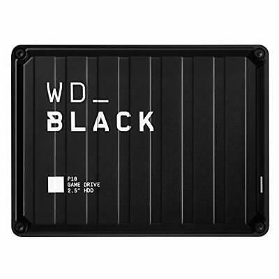 AU218.51 • Buy WD_Black 5TB P10-Game Drive Portable External Hard Drive Compatible Playstation