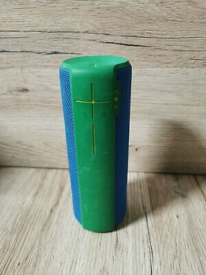 AU87.66 • Buy UE Boom 2 Speaker In Blue/Green. Speaker Only Without Charger.