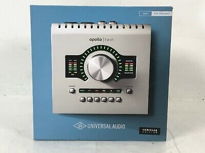 AU1276.72 • Buy Universal Audio Apollo Twin Duo Heritage Edition USB Audio Interface