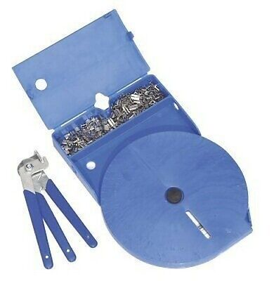 AU96.39 • Buy Cv Joint Boot Universal Clamp Pliers Bands & Tool Kit