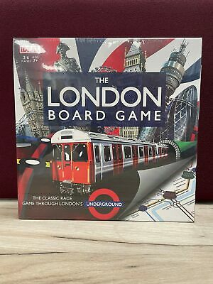 £22.99 • Buy John Adams - The London Board Game - Ages 7+ - Factory Sealed