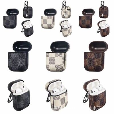 AU17.47 • Buy HOT AU Leather Airpods Protective Cover Case Slim Skin For AirPod Pro Earphones