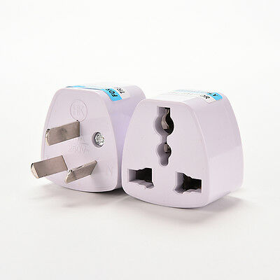 AU3.56 • Buy US EU Universal To AU Australia 3Pin Plug AC Power Adapter Travel Converter TP