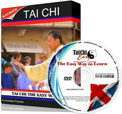 £5.95 • Buy Tai Chi Dvd Beginners Guide Meditation, Practice, Exercise