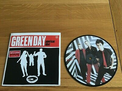 £20 • Buy Green Day-American Idiot.7  Picture Disc