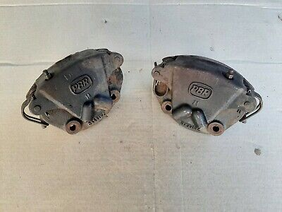 AU185 • Buy Holden HQ HJ PBR Front Brake Calipers Callipers HX HZ